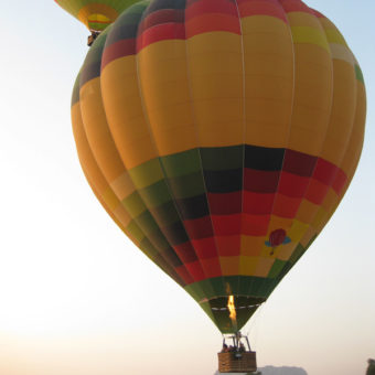Hot Air Balloon Safari at Lonavala