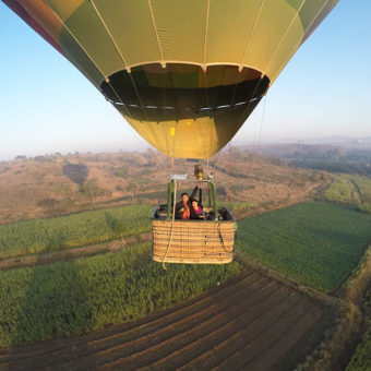 Hot Air Balloon Near Mumbai / Pune, Private Charter
