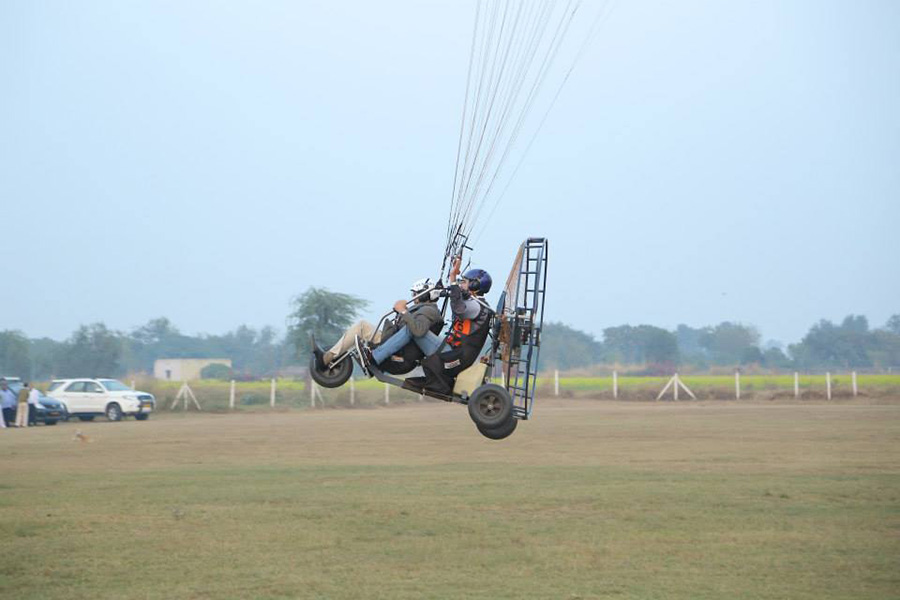 Paramotoring in Gurgaon