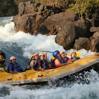 River Rafting at Dandeli