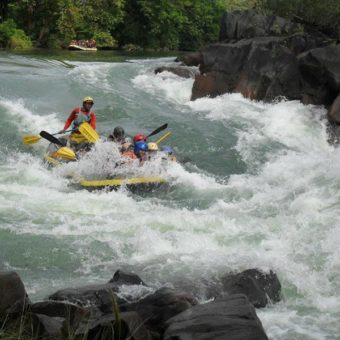 River Rafting on Kali River