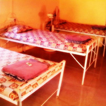 Overnight Stay in Mud House at ZBac