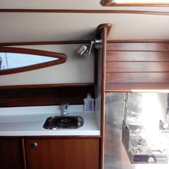 Cabin Sailboat JJ 22 Mumbai