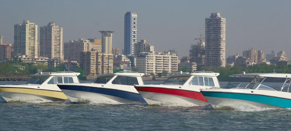 Mumbai Mandwa Alibaug Speedboat Transfers