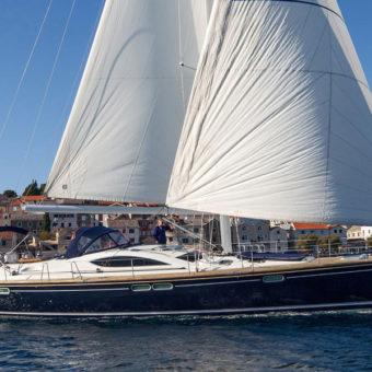 Jeanneau 54 DS Sail Yacht Charter In Mumbai
