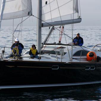 Jeanneau 54 Yacht Charter in Mumbai