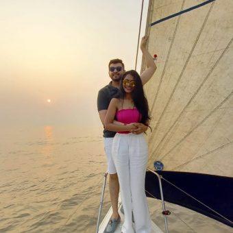 Fareast 26 Yacht – Sailing at Gateway of India, Mumbai