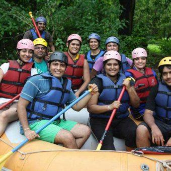 River Rafting in Kolad (Kundalika-River)