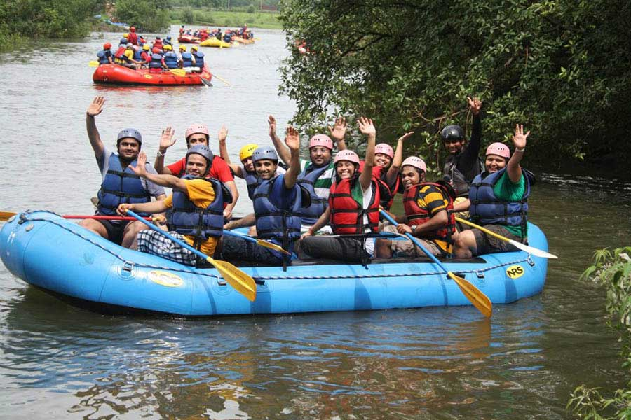 River Rafting in Kolad (Kundalika-River)