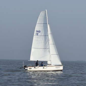 XS 63 Sailboat, Gateway of India Mumbai