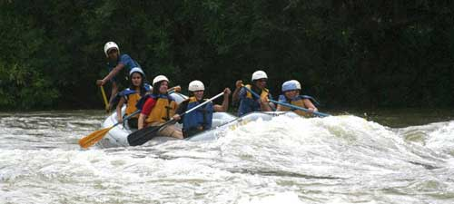 Water Sports in Kolad