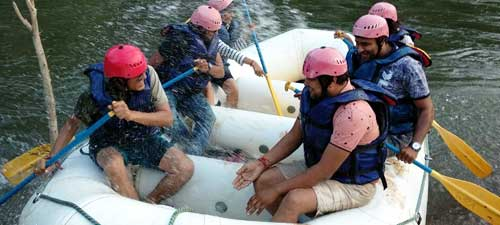 River Rafting in Lavasa
