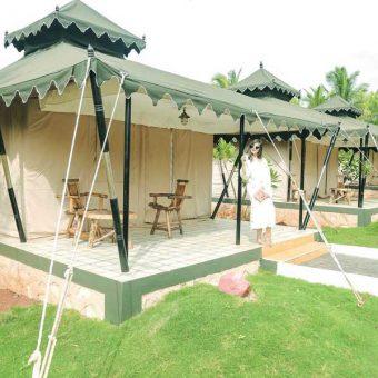 Rock Hill Adventures and Resorts, Kolad, Maharashtra