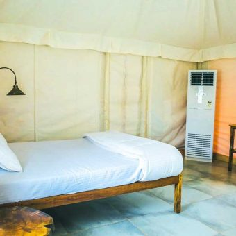 Rock Hill Adventures and Resorts, Kolad, Maharashtra, Luxury Swiss Tent