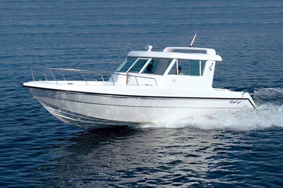 Mumbai – Mandwa Speedboat Transfer (Gulf Craft 31 Speedboat)