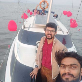 Aditi Nair's Review for Sailing at Gateway of India, Mumbai (MacGregor 26 Sailboat)