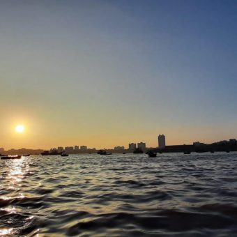 Aron Ghosh's Review for Sailing at Gateway of India, Mumbai (Seabird Sailboat)