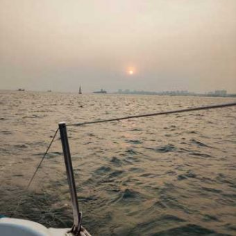 Chintan Rach's Review for Sailing at Gateway of India, Mumbai (MacGregor 26 Yacht)