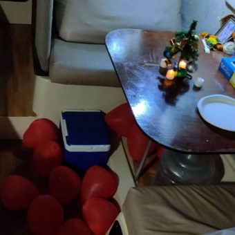 Radhika Thakkar's Review for Dinner Date on a Yacht at Gateway of India, Mumbai (MacGregor 26 Yacht)