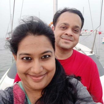Sayantan Mukherji's Review for Sailing at Gateway of India, Mumbai (MacGregor 26 Sailboat)