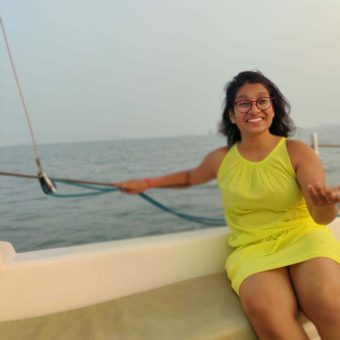 Priyanka Saraf's Review for Sailing at Gateway of India, Mumbai (XS 63 Sailboat)