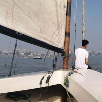 Vinyas Hegde's Review for Sailing at Gateway of India, Mumbai (Seabird Sailboat)