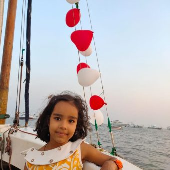 Bandu Prasad's Review for Sailing at Gateway of India, Mumbai (Seabird Sailboat)