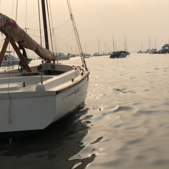 Deepa Narayan's Review for Sailing at Gateway of India, Mumbai (XS 63 Sailboat)