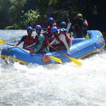 River Rafting in Karjat (Pej River)
