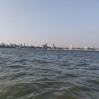 Saksham Laddha's Review for Sailing at Gateway of India, Mumbai (MacGregor 26 Sailboat)