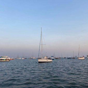 Vikram Kumavat's Review for Sailing at Gateway of India, Mumbai (Seabird Sailboat)