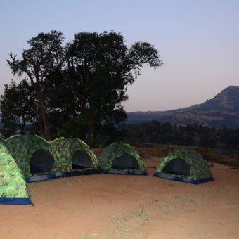 Bhandardara Lakeside Camping