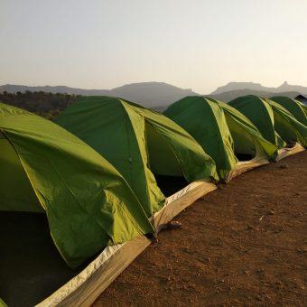 Bhandardara Lakeside Camping With Trekking