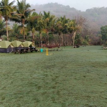 Camping in Karnala