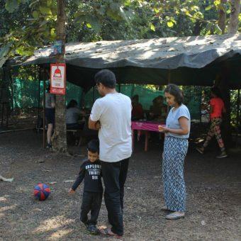 Camping in Vasind
