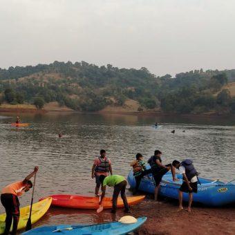 Igatpuri Lakeside Camping, Maruti Wadi Lake, Near Kasara