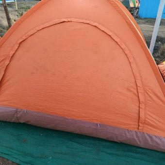 Pawna Camping in Lake Touch Tents