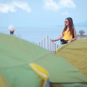 Pawna Lakeview Camping