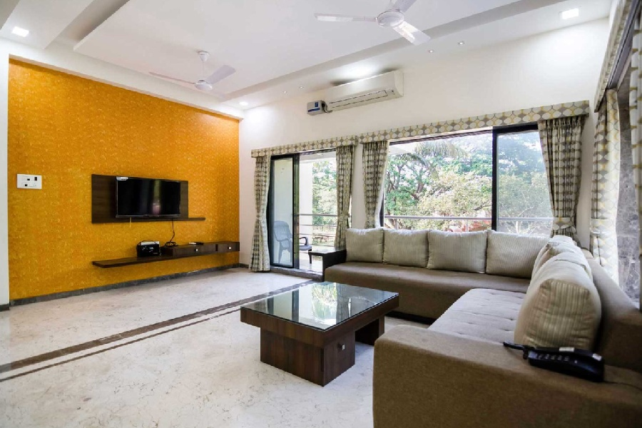 3 Bedroom Villa With Small Swimming Pool and Jacuzzi in Lonavala