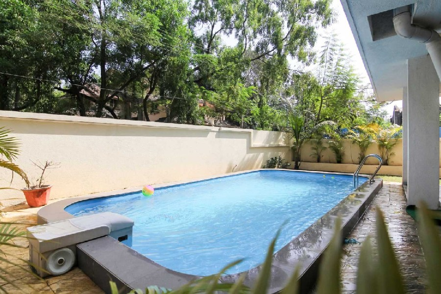 3 Bedroom Villa With Swimming Pool and Jacuzzi in Lonavala