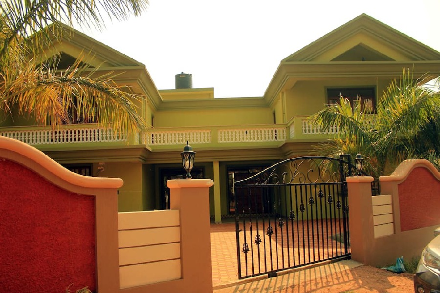 4 Bedroom Villa in Goa