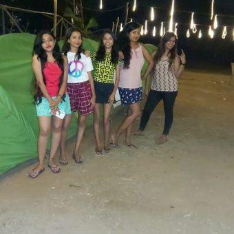Pawna Lakeside Camping