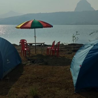Pawna Lakeside Camping With Trekking and Boating