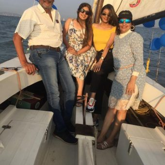 Palomi Kasliwal's Review for Sailing at Gateway of India, Mumbai (Seabird Sailboat)