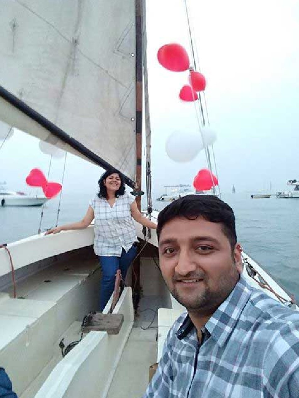 Romantic Date - Yachts For Couples at Gateway of India, Mumbai