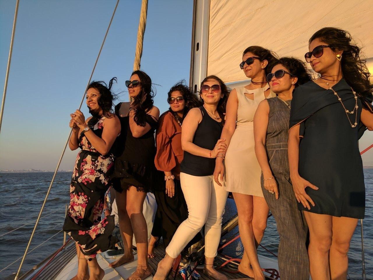 Yacht Booking in Mumbai