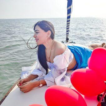 Divyan Babel's Review for XS 63 Sailboat (8 Seater) - Sailing at Gateway of India, Mumbai