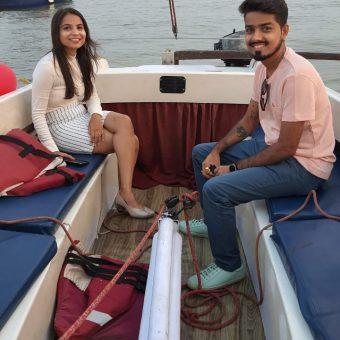 Meet Gala's Review for Seabird Sailboat - Sailing at Gateway of India, Mumbai