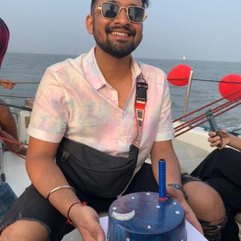 Simran Somani's Review for Sailing at Gateway of India, Mumbai (XS 63 Sailboat)