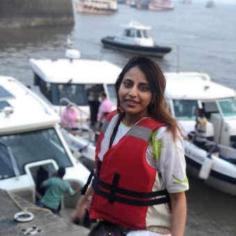 Sweta Mohanty's Review for XS 63 Sailboat (8 Seater) – Sailing at Gateway of India, Mumbai